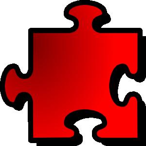 Jigsaw clipart #20