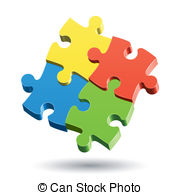 Jigsaw puzzle Clipart and Stock Illustrations. 35,470 Jigsaw.