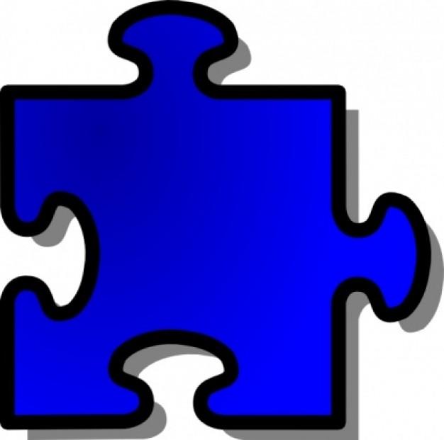 Puzzle role clipart #9