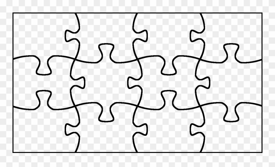 Jigsaw Puzzle Pieces Maker.