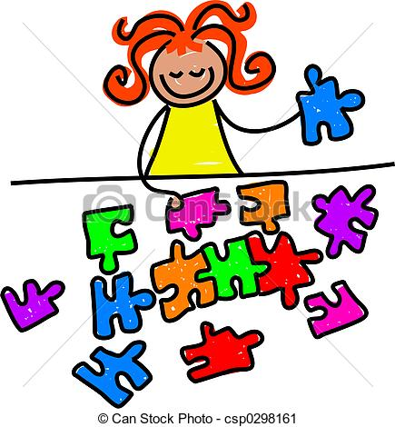 Jigsaw clipart clipground - Puzzle dessin ...