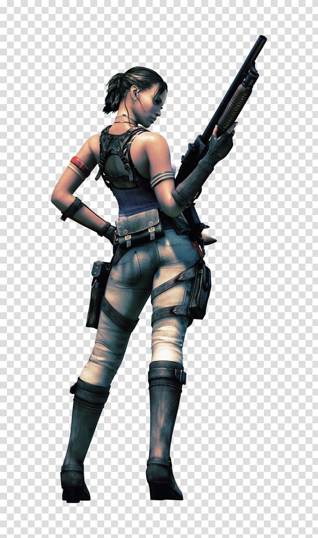 Resident Evil 5 Chris Redfield Albert Wesker Sheva Alomar.