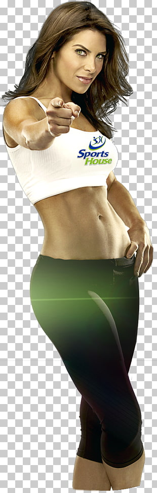 Jillian Michaels\' Fitness Ultimatum 2009 Wii Fit Jillian.