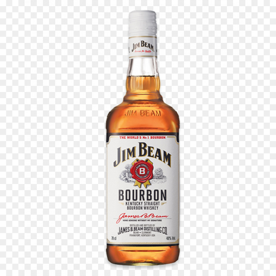 jim beam bourbon 700ml clipart Bourbon whiskey Liquor.
