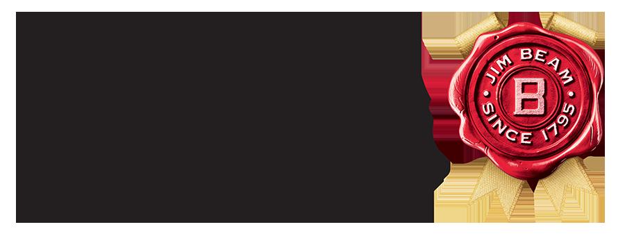 Jim Beam White Since 1795 Logo PNG.