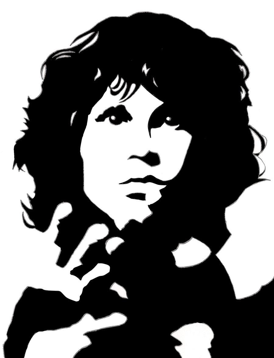 Jim Morrison by SheerFrost22 on DeviantArt.