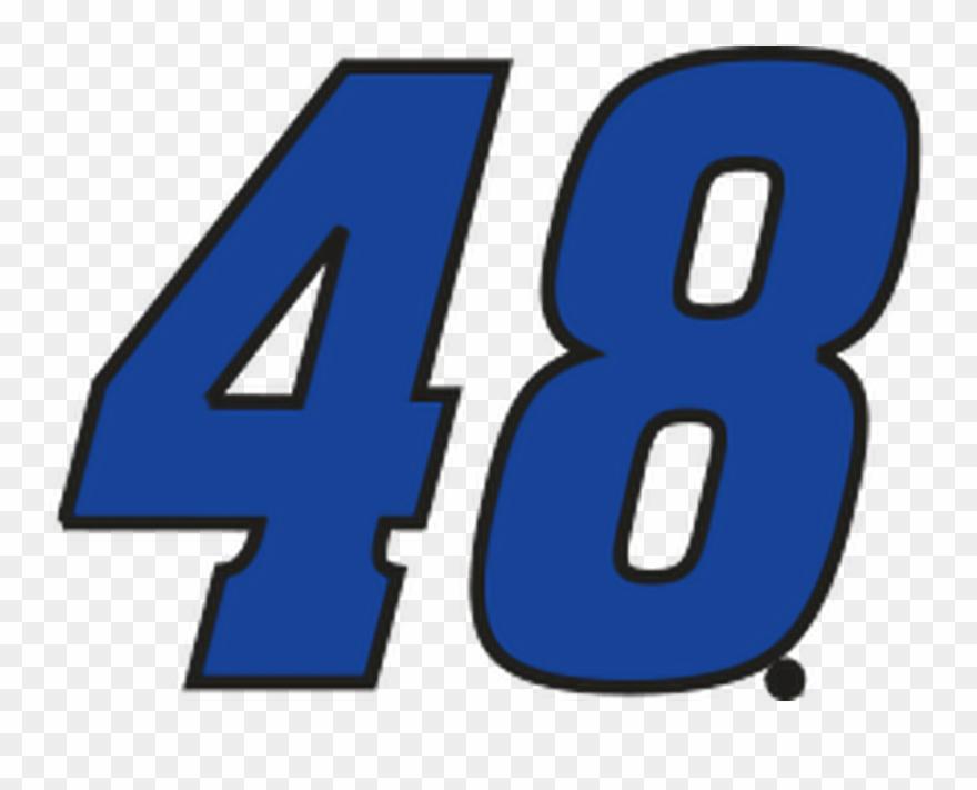 48 #number #numero #nascar #jimmiejohnson #blue #azul.