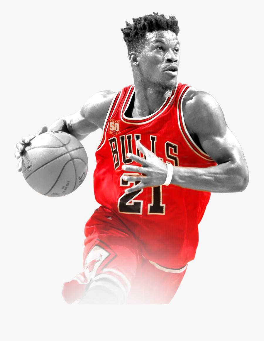 Jimmy Butler No Background , Free Transparent Clipart.