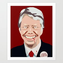 Jimmy Carter Art Prints.