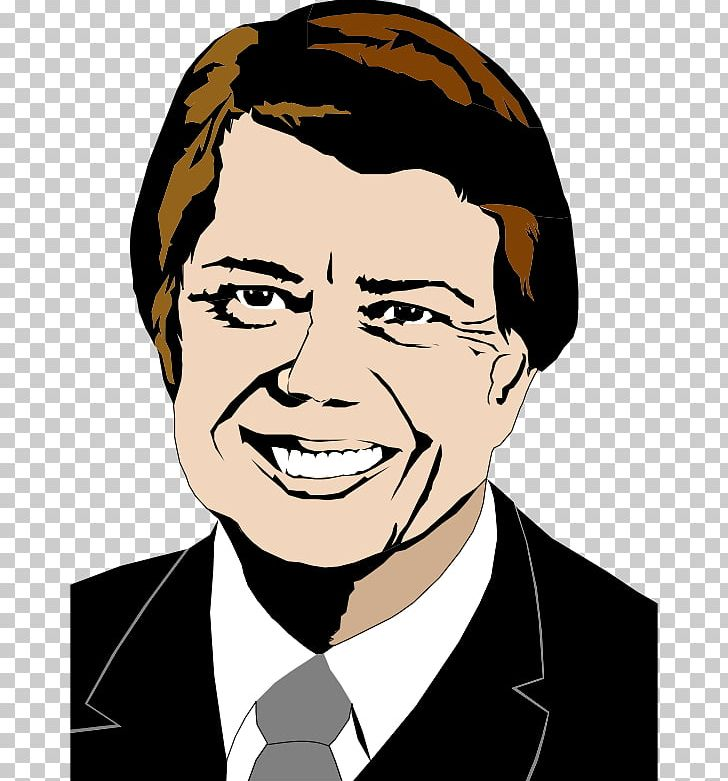 Jimmy Carter President Of The United States PNG, Clipart, Cartoon.