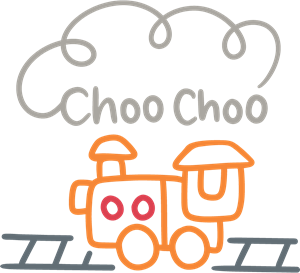 CHOO CHOO TRAIN Logo Vector (.EPS) Free Download.