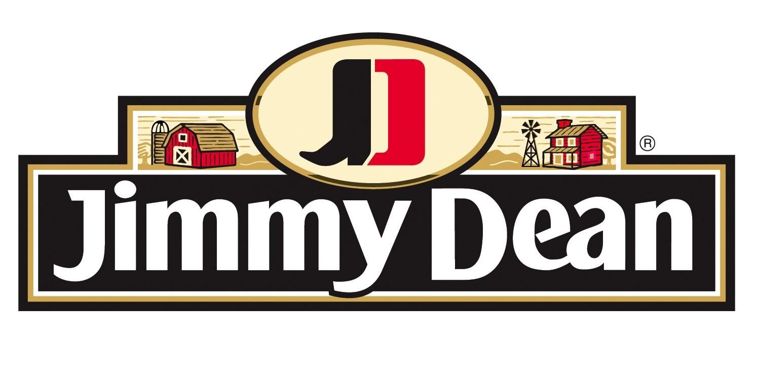 The logo for Jimmy Dean.