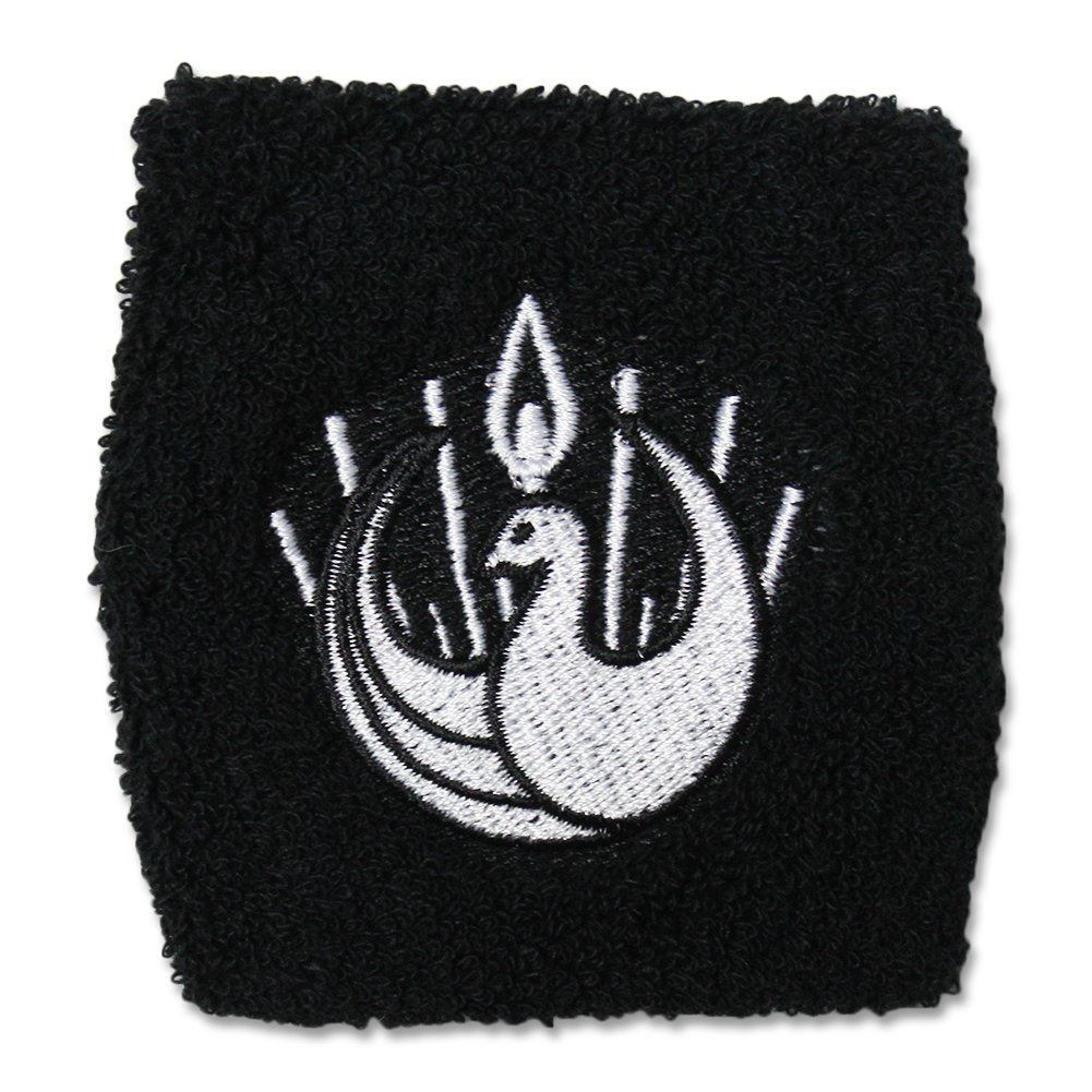 Dove Logo Sweatband.