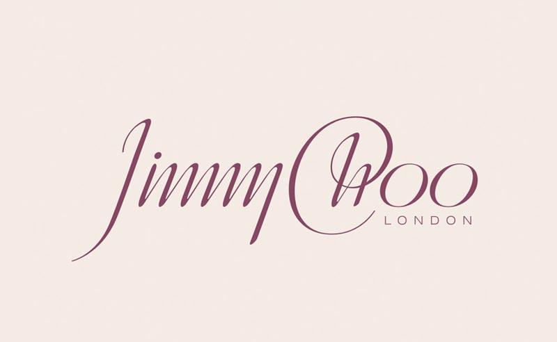 Jimmy choo Logos.