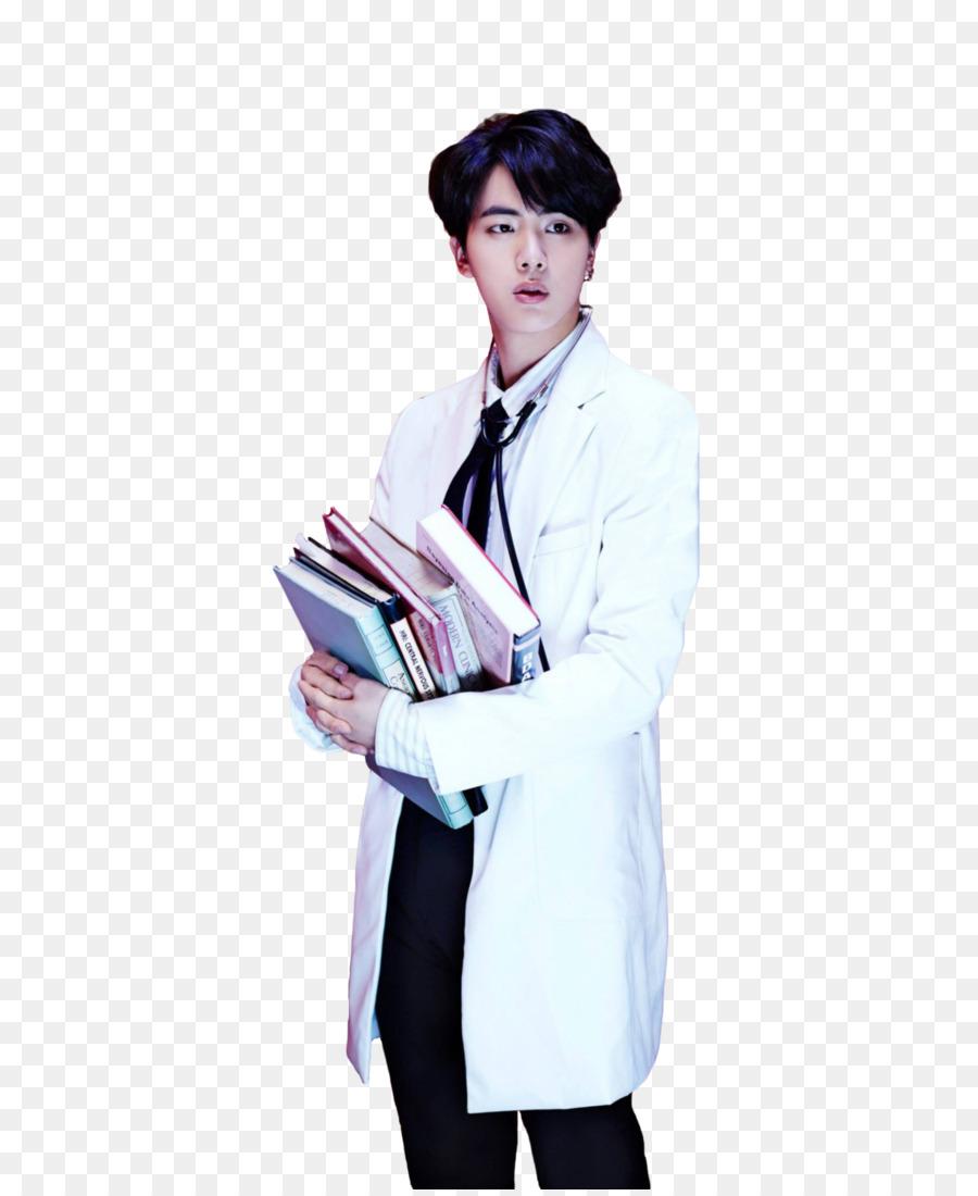 BTS Jin clipart.