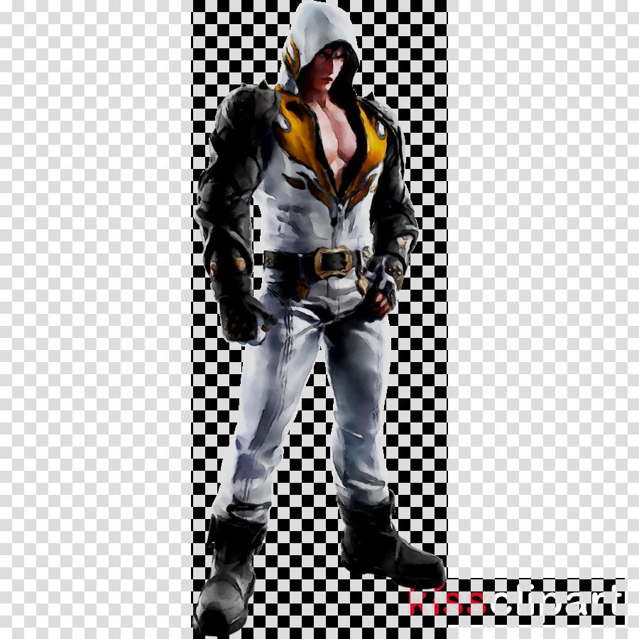 costume clipart Tekken 7 Jin Kazama Alisa Bosconovitch.