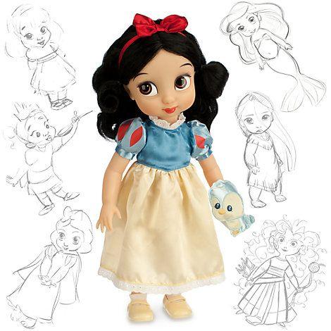 1000+ images about Disney dolls.
