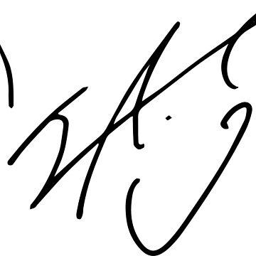 BTS Signature of JHope\