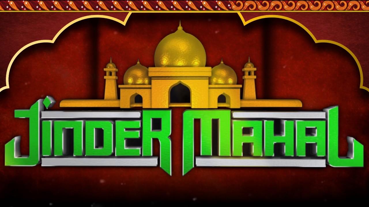 Jinder Mahal Entrance Video.