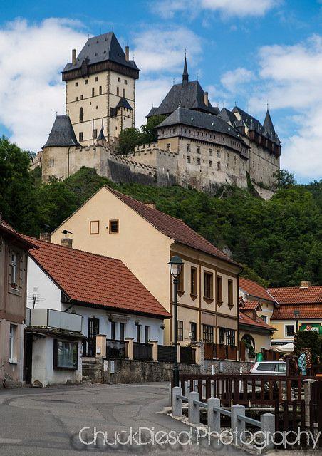 Karlštejn Castle.