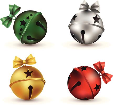 15+ Jingle Bell Clipart.