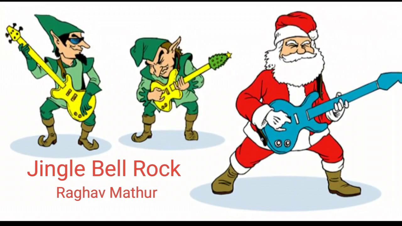 Jingle Bell ROCK.