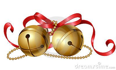 Clip art jingle bells christmas.