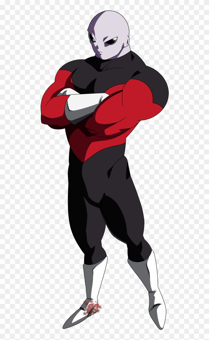 Jiren The Gray By Fradayesmarkers.