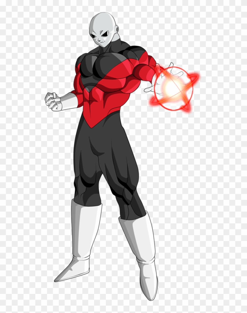 Jiren Sticker.