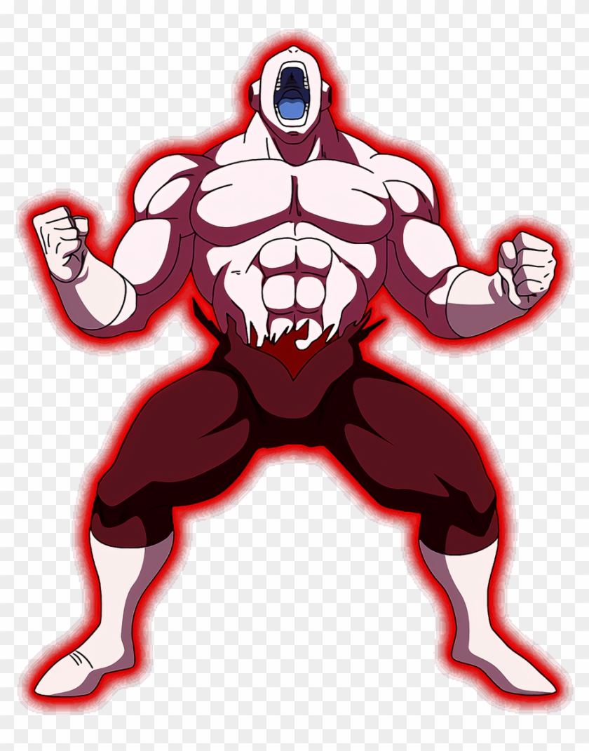dokkanbattle Jiren Super Attack Character Animation.