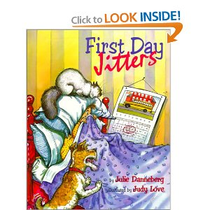 Clipart images of first day jitters sarah hartwell.