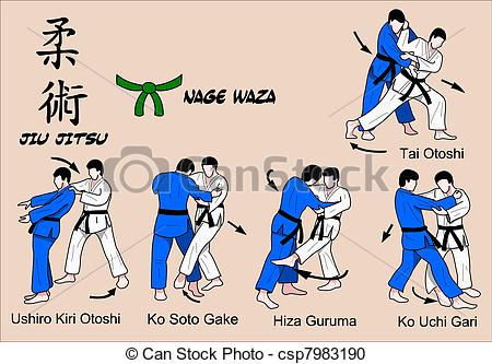 Jiu jitsu Illustrations and Clipart. 450 Jiu jitsu royalty free.