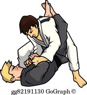 Jiu Jitsu Clip Art.
