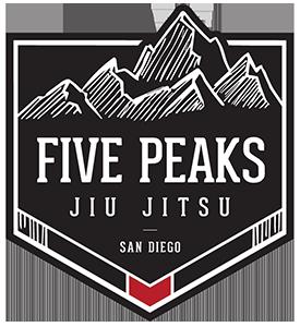 Five Peaks Jiu Jitsu.