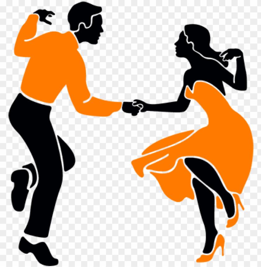 wedding clipart dancer.