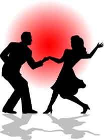 jive dance.