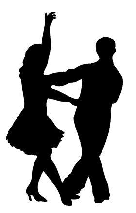 dancer silhouette jive in 2019.