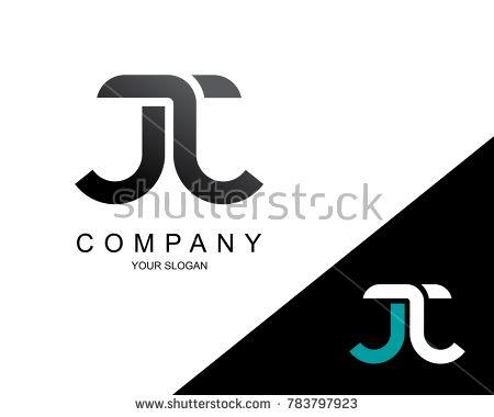 Letter JJ Logo Icon Design Template Element.