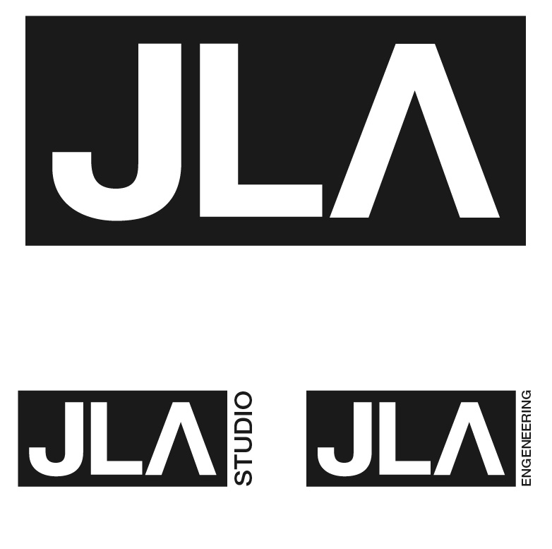 Office Logo Design for JLA by Design Possibilities.