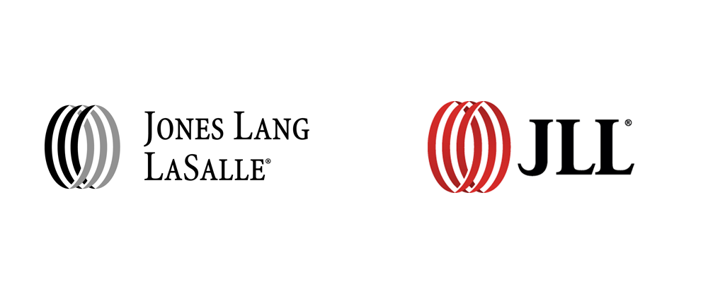 Brand New: New Name and Logo for JLL.