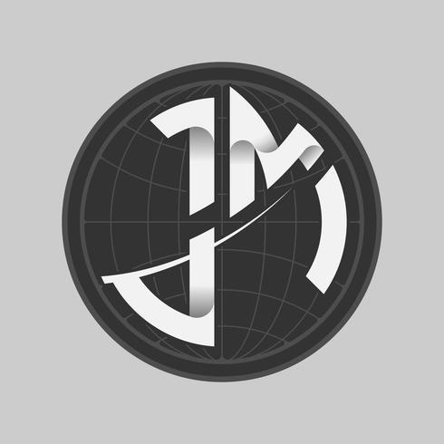 JM logo type.