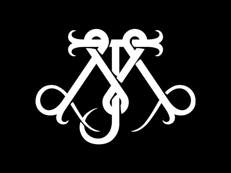 monogram jm.