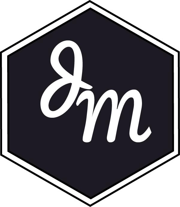 jm logo design.