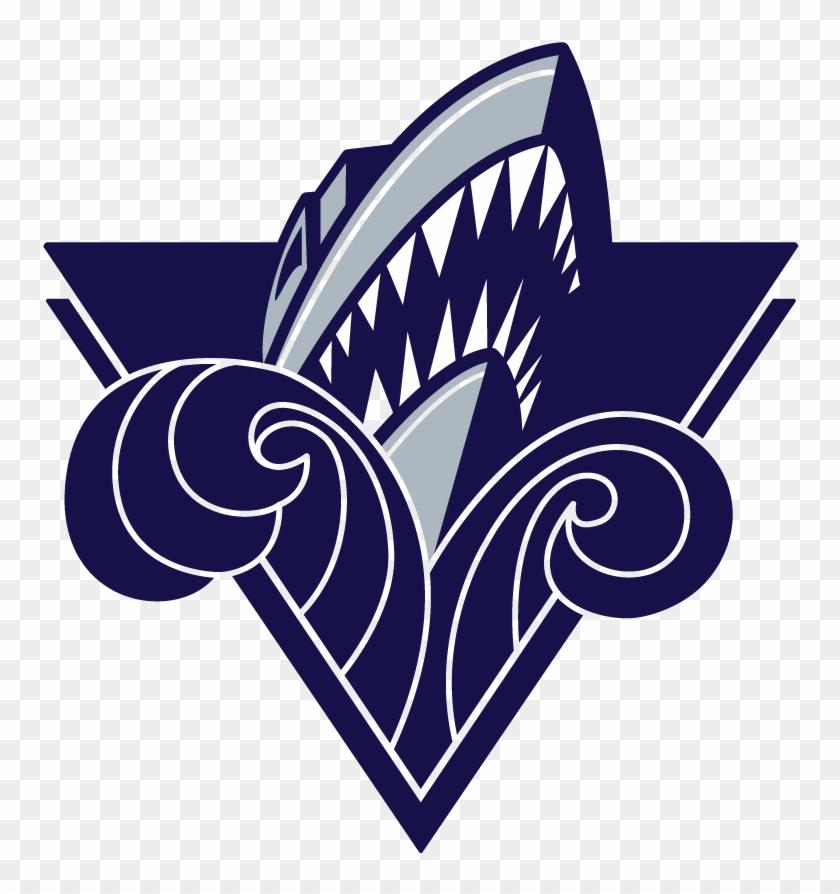 Rimouski Oceanic Logo Qmjhl Cavaliers Logo, Quebec.