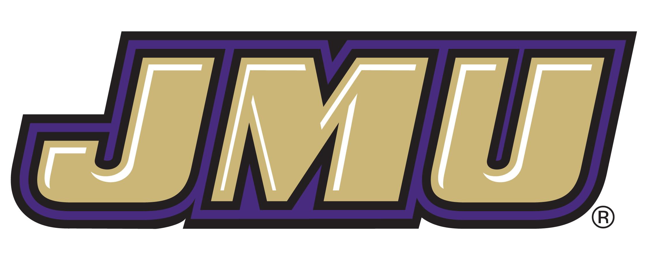 James Madison University logo update.