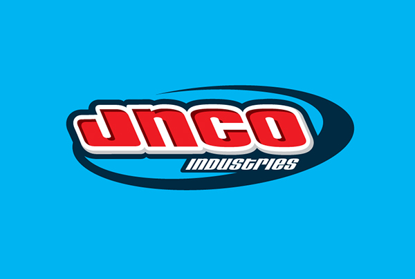 JNCO Logo Identity on Behance.