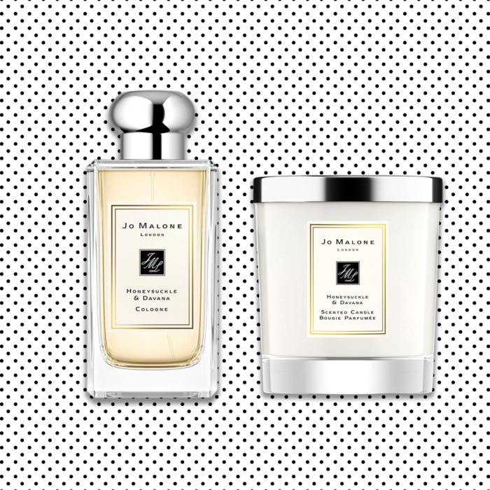 Honeysuckle and Davana Is a New Scent From Jo Malone London.