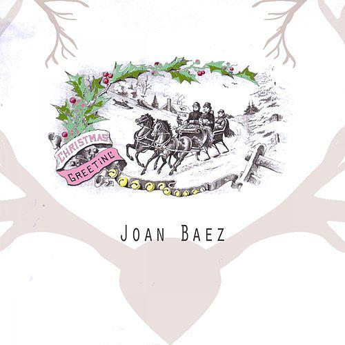 Christmas Greeting by Joan Baez : Napster.