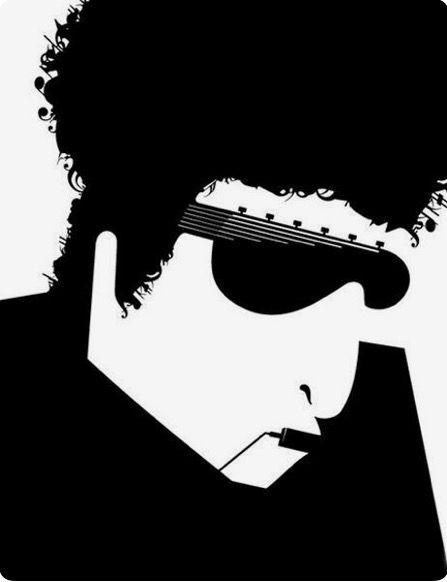 17 Best images about Art Bob Dylan on Pinterest.