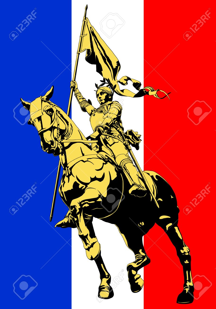 Joan Of Arc Royalty Free Cliparts, Vectors, And Stock Illustration.